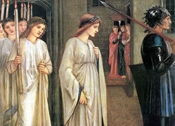 burne jones